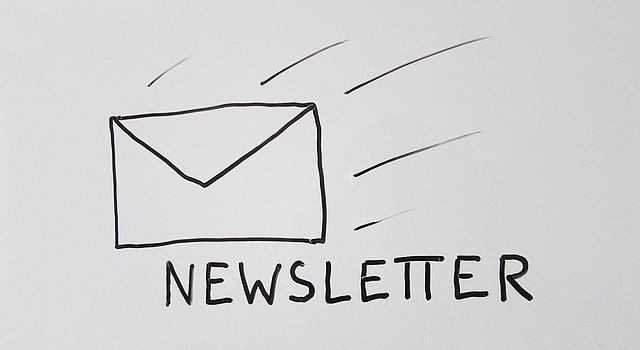 Newsletter Fluch und Segen für Sender und Empfänger